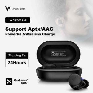 Whizzer-APTX-Bluetooth-Earphone-C3-TWS-Wireless-BD