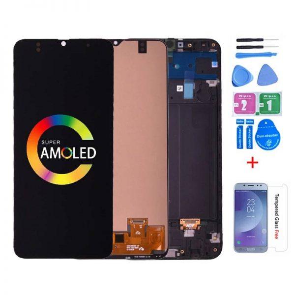 Super-Amoled-For-Samsung-GALAXY-A30-LCD-Display-bangladesh